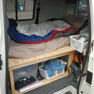 Van home, Moby II