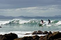 Byron Bay surfing