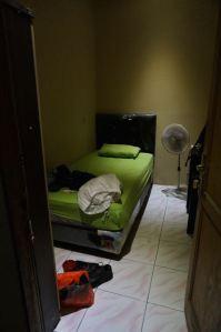 My dark dank little room