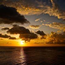 Pulau Weh sunsetat KM 0