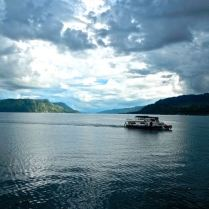 Lake Toba ferry