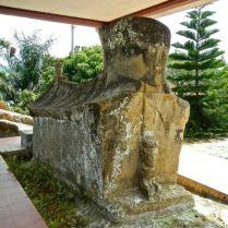 Samosir Island tombs