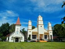 Church, Samosir Island