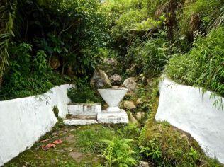 Lake Toba hot springs