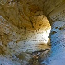 trail through rock formations in cappadocia valley hike travel fun best photography
